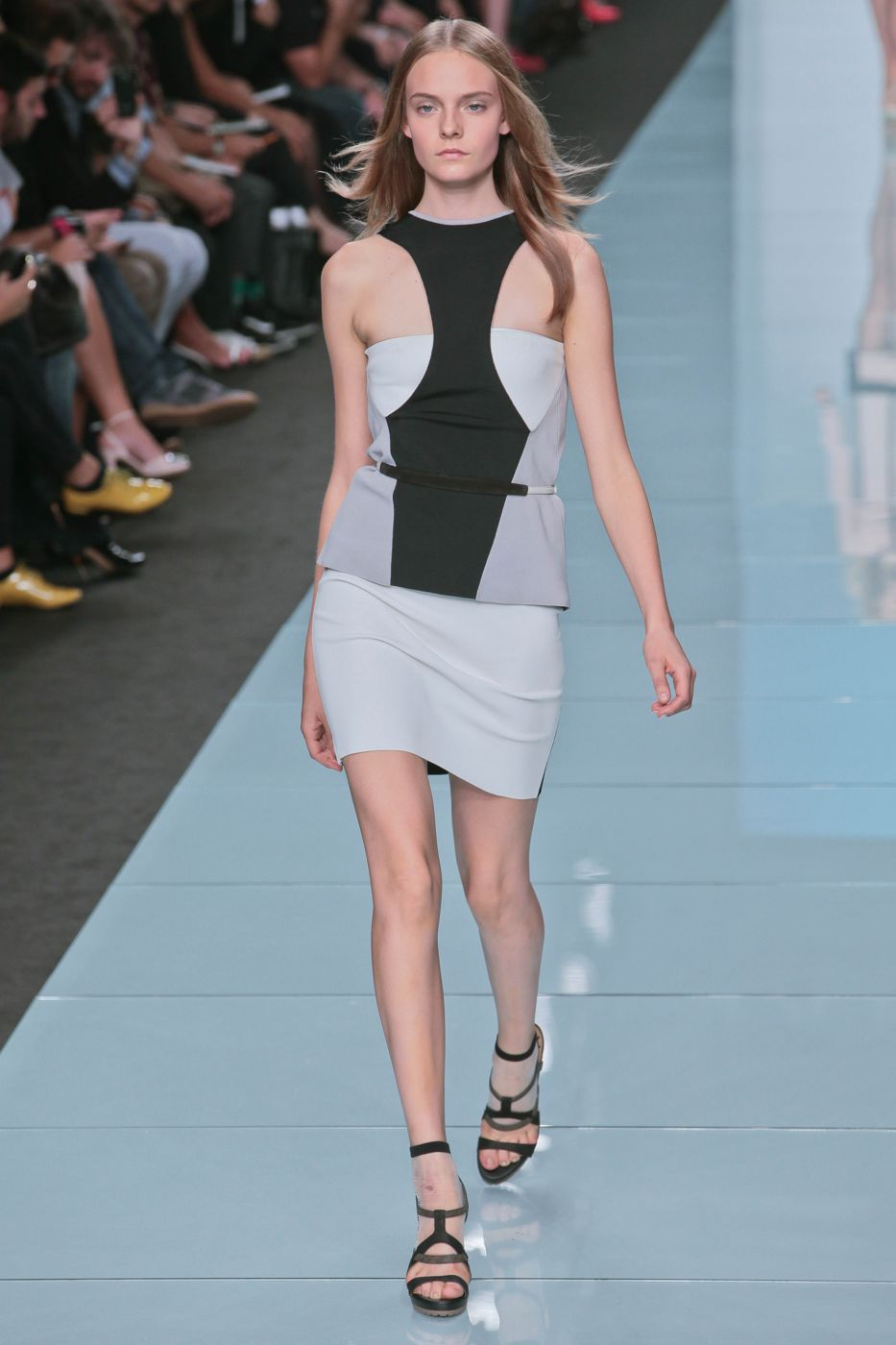 Anteprima Spring Summer 2012 Women Fashion Show Catwalk
