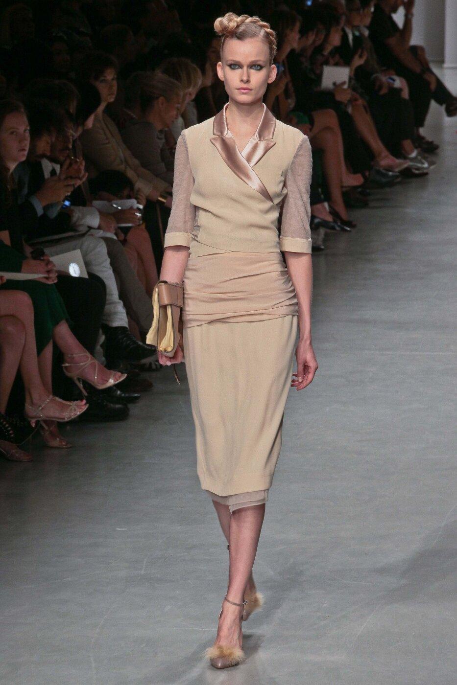 Antonio Marras Spring Summer 2012 Women - Fashion-Show - Catwalk