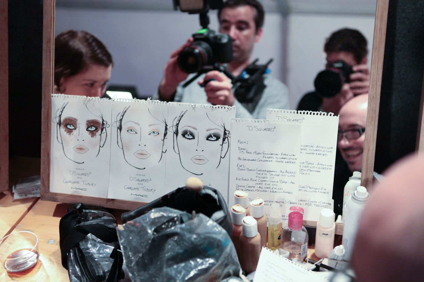 Backstage Dsquared2 Women