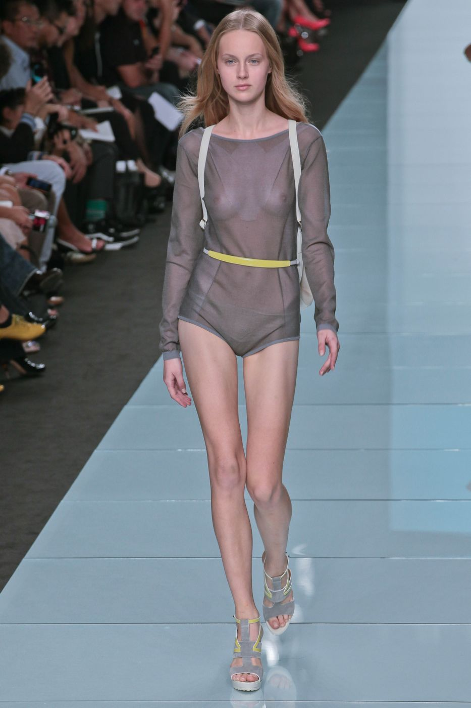 Catwalk Anteprima Spring Summer 2012 Women Fashion Show