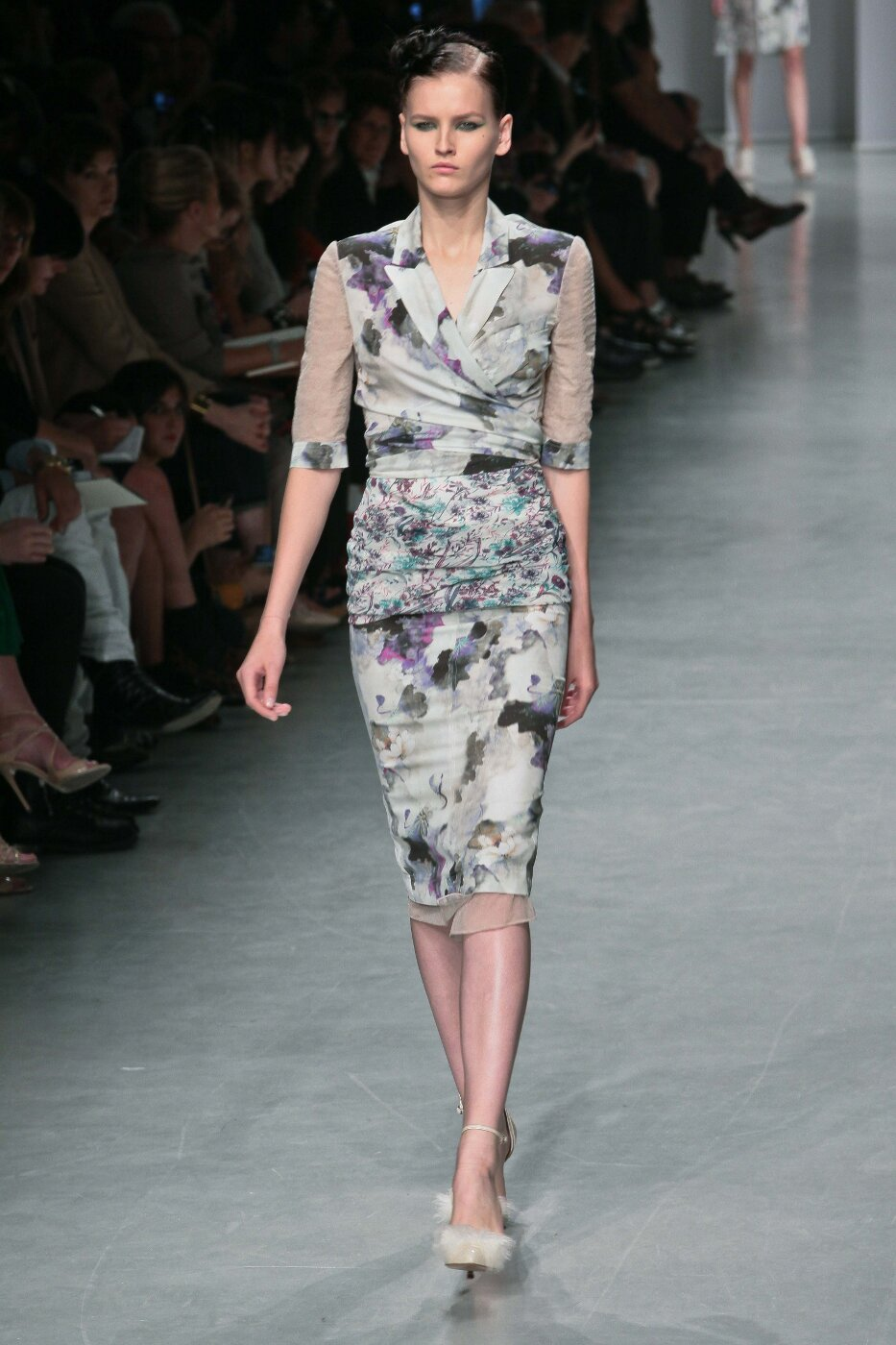 Catwalk Antonio Marras Spring Summer 2012 Women Fashion Show