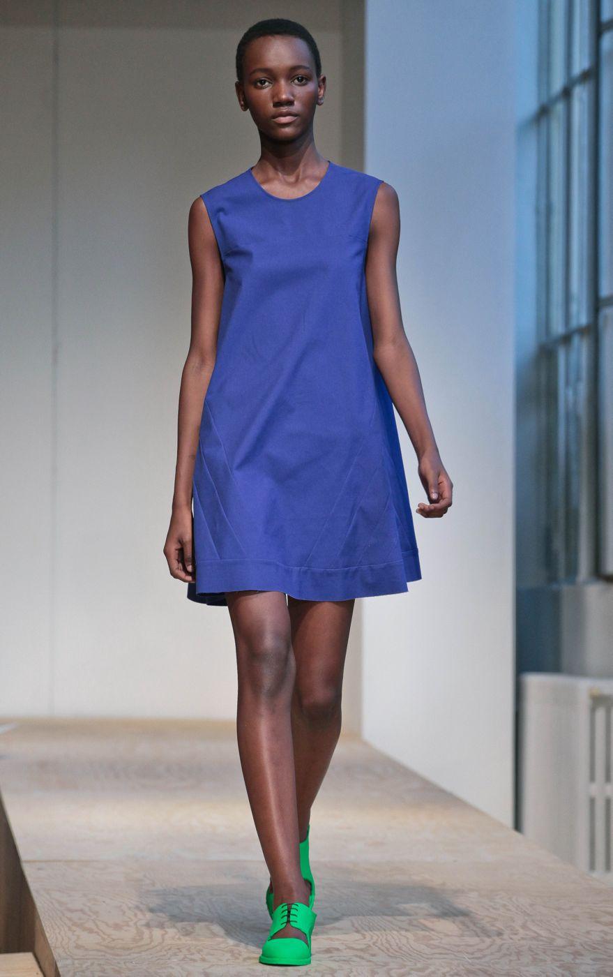 Catwalk Ter Et Bantine Spring Summer 2012 Women Fashion Show