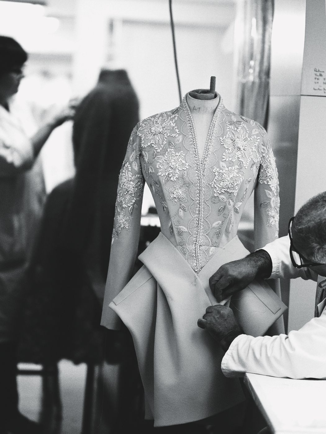 Les journ es particuli res the skinny beep - Chambre de la haute couture ...
