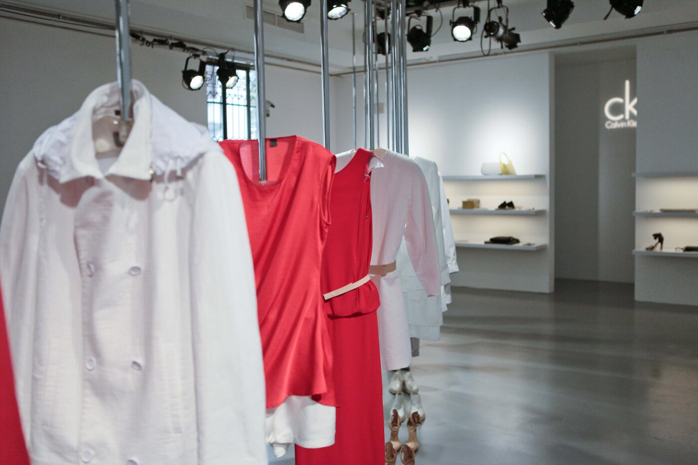 Ck Calvin Klein Spring Collection 2012 Women