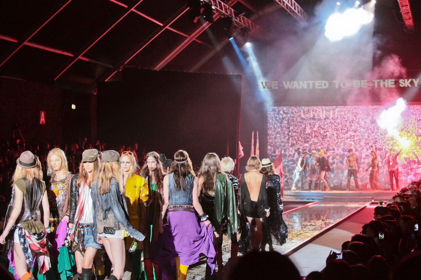 Dsquared2 SS 2012 Women