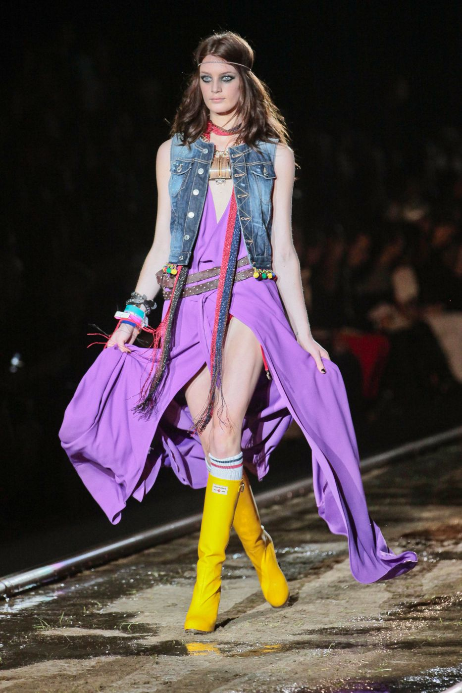 Dsquared2 SS 2012