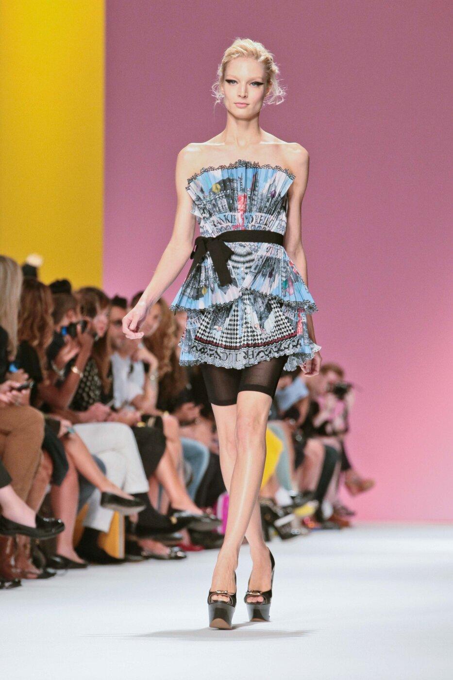Frankie Morello S/S 2012 - Milano Fashion Week