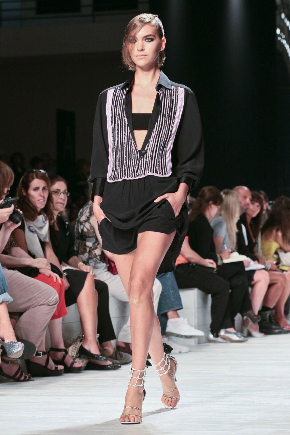 Iceberg S/S 2012 - Milano Fashion Week