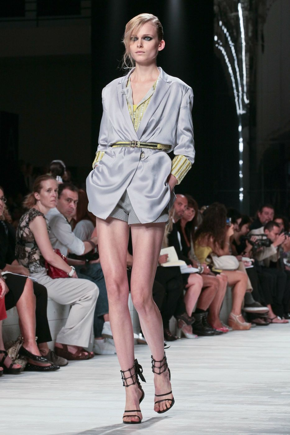 Iceberg Spring Summer 2012 Women Fashion Show