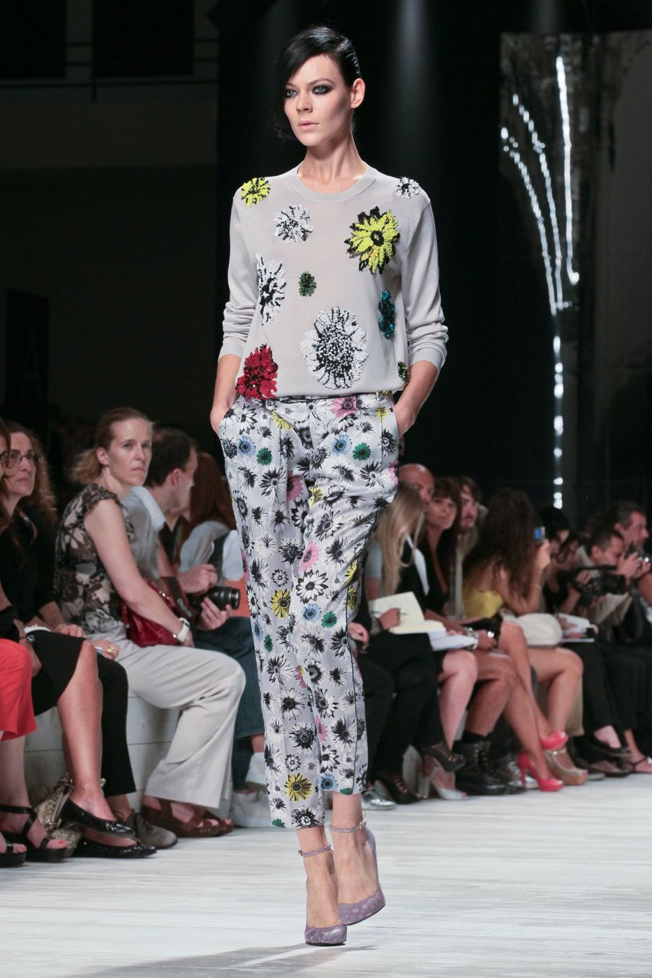 Iceberg - Spring Summer 2012 Women
