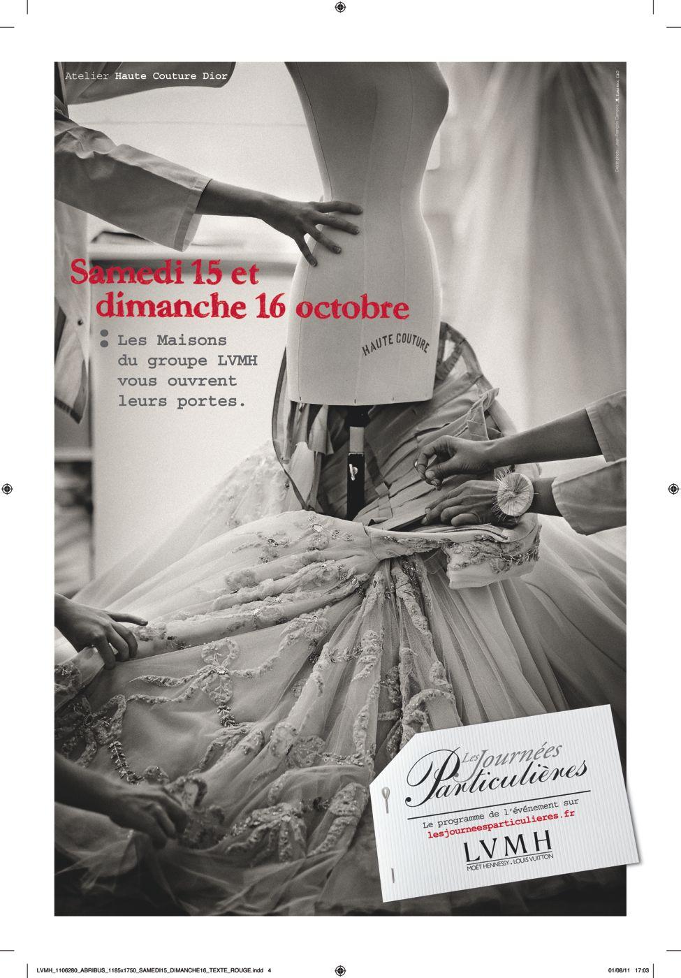 Les Journées Particulières - Christian Dior Haute Couture