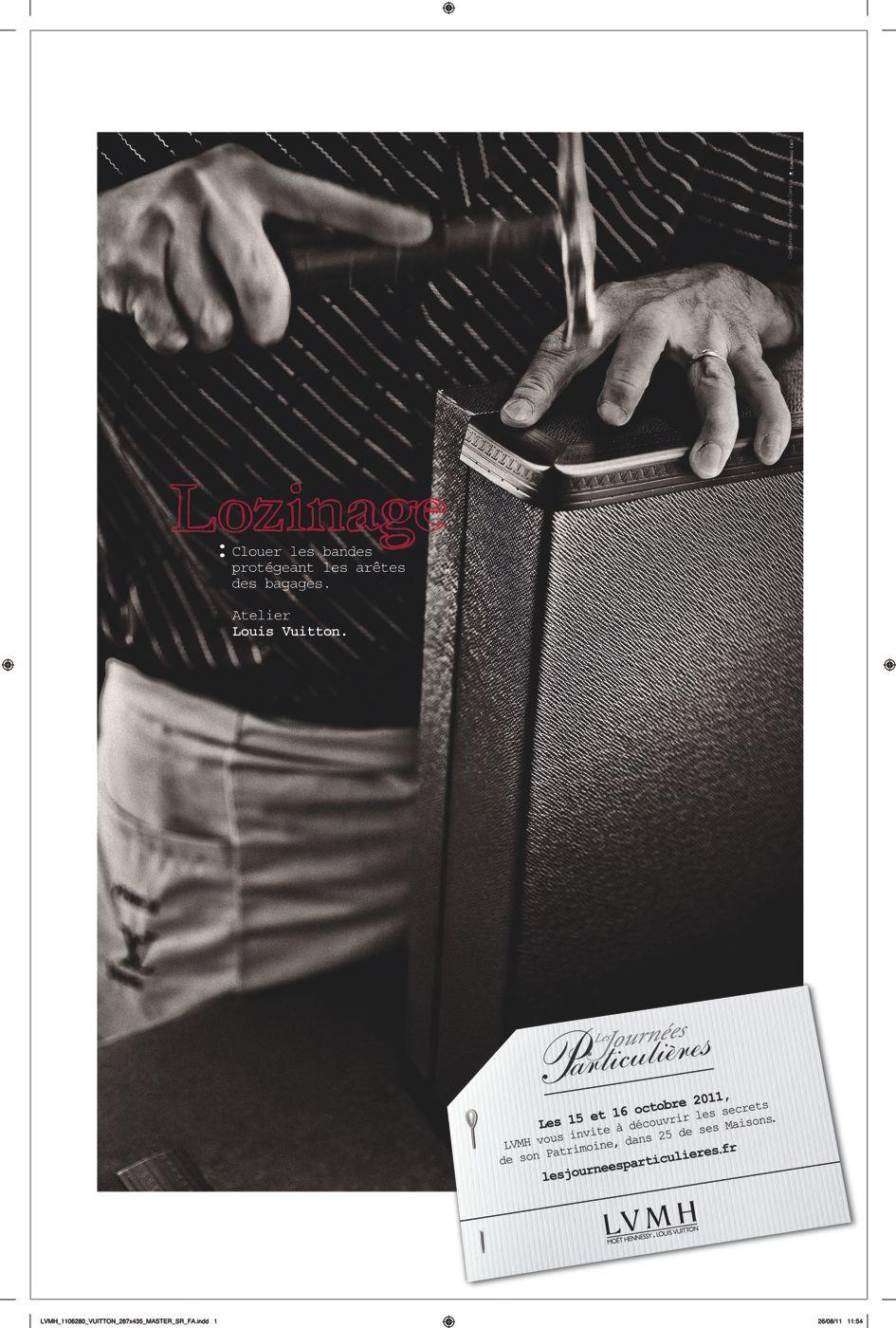Louis Vuitton - Les Journées Particulières