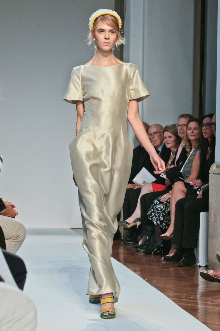 Mila Schon - Spring Summer 2012 Women - Milano Fashion Week