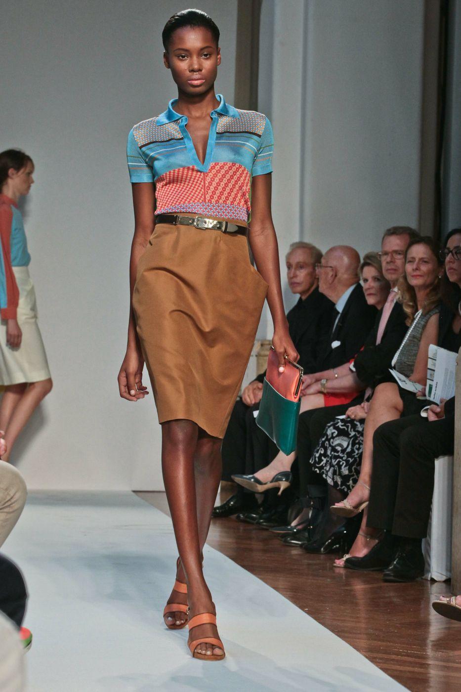 Mila Schon Spring Summer Women 2012