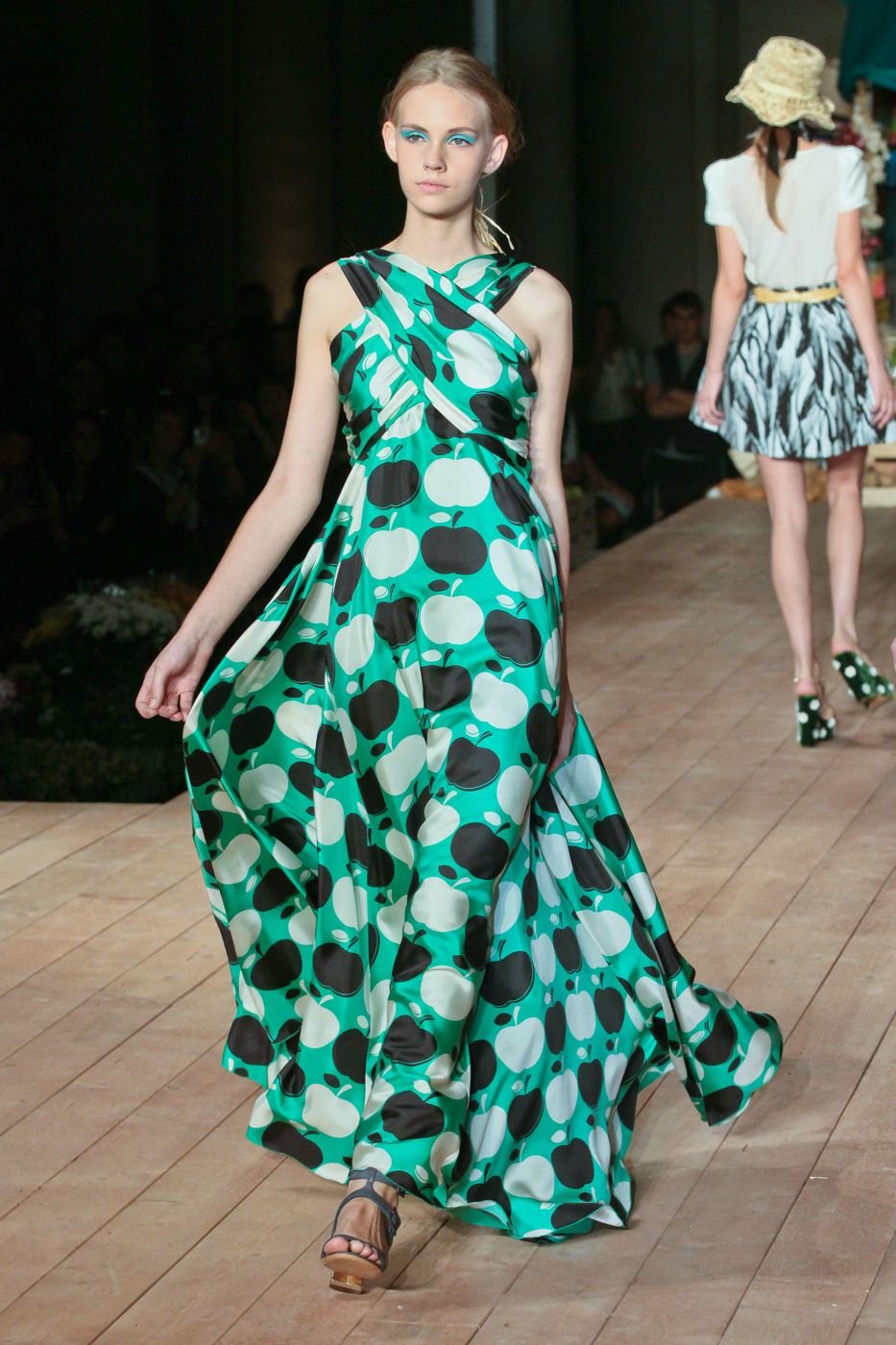 Moschino Cheap & Chic SS 2012 Women