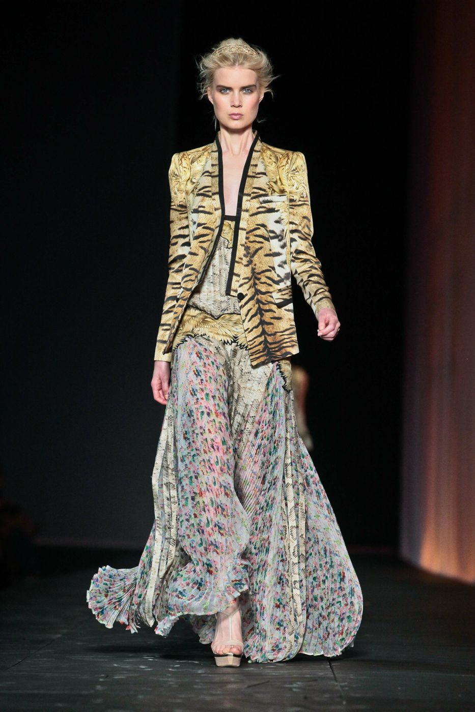 Roberto Cavalli - Spring Summer 2012 Women - Milano Fashion Week