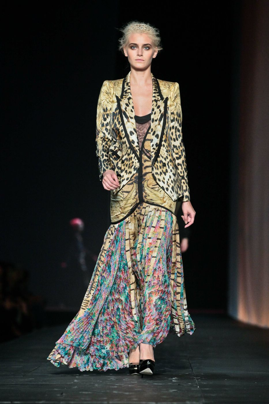 Roberto Cavalli Spring Summer 2012 Women Fashion Show
