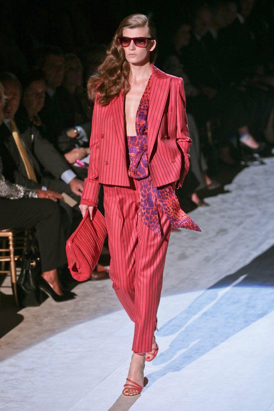 Salvatore Ferragamo - Spring Summer 2012 Women - Milano Fashion Week
