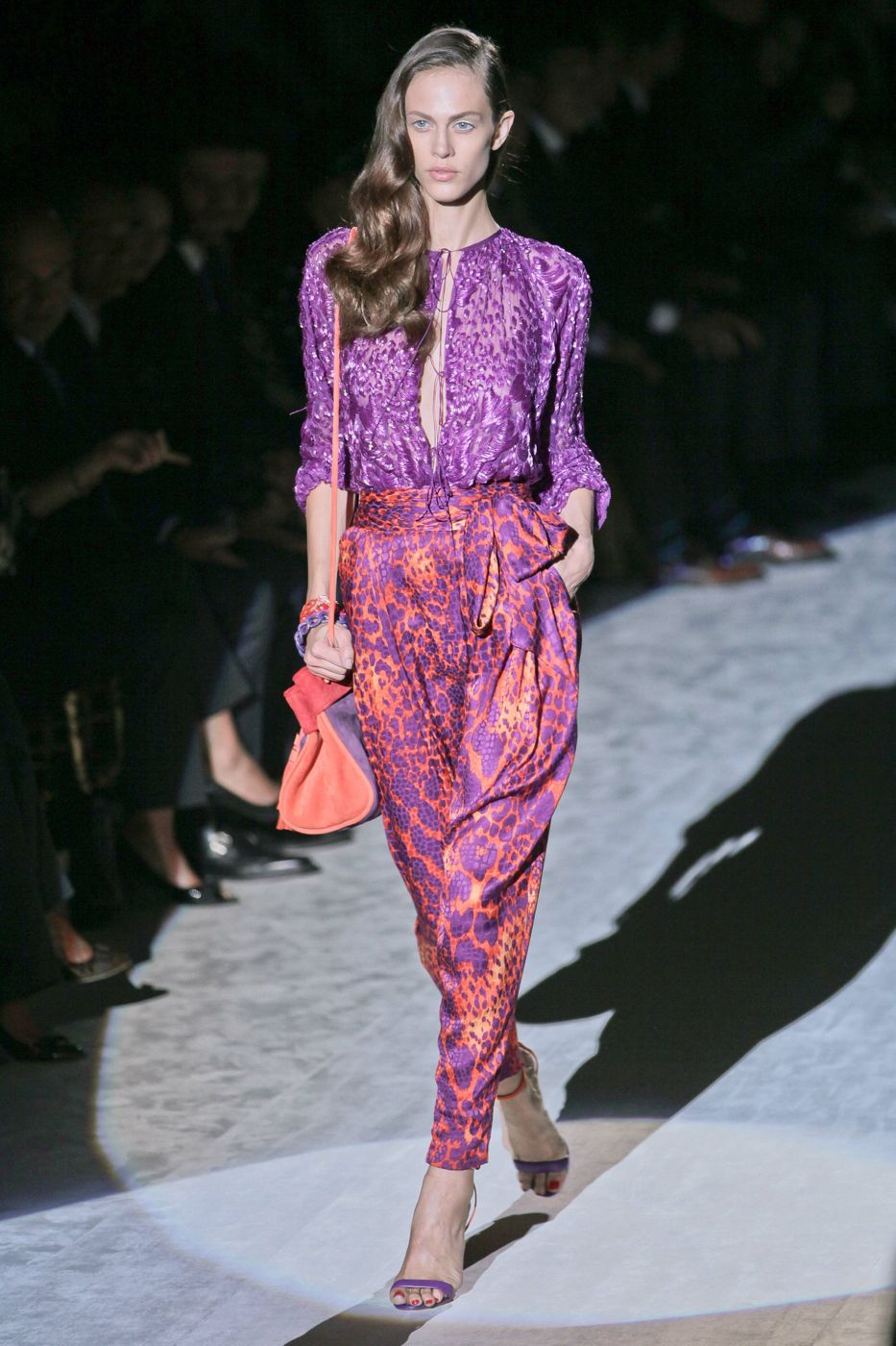 Salvatore Ferragamo Spring Summer 2012 Women Fashion Show