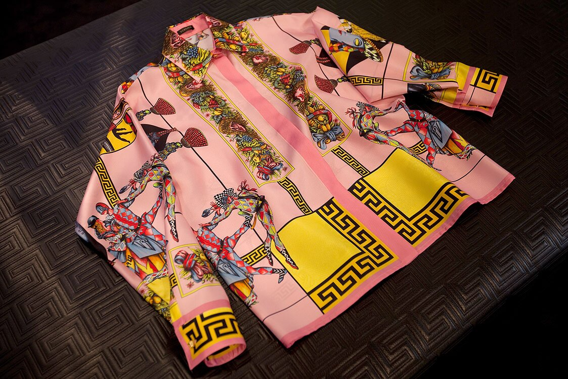 Versace Vintage Shirts