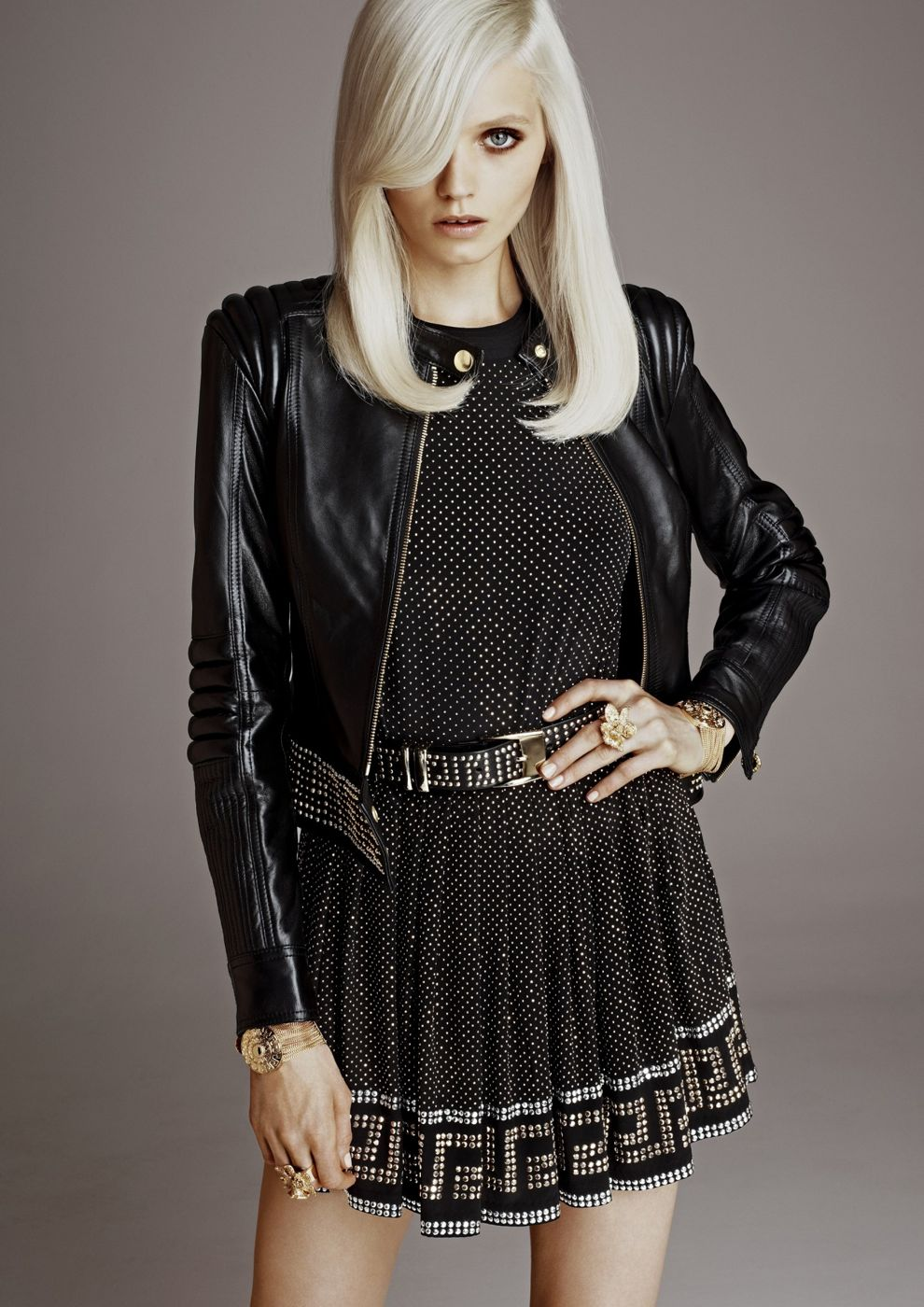 Versace for H&M Woman collection