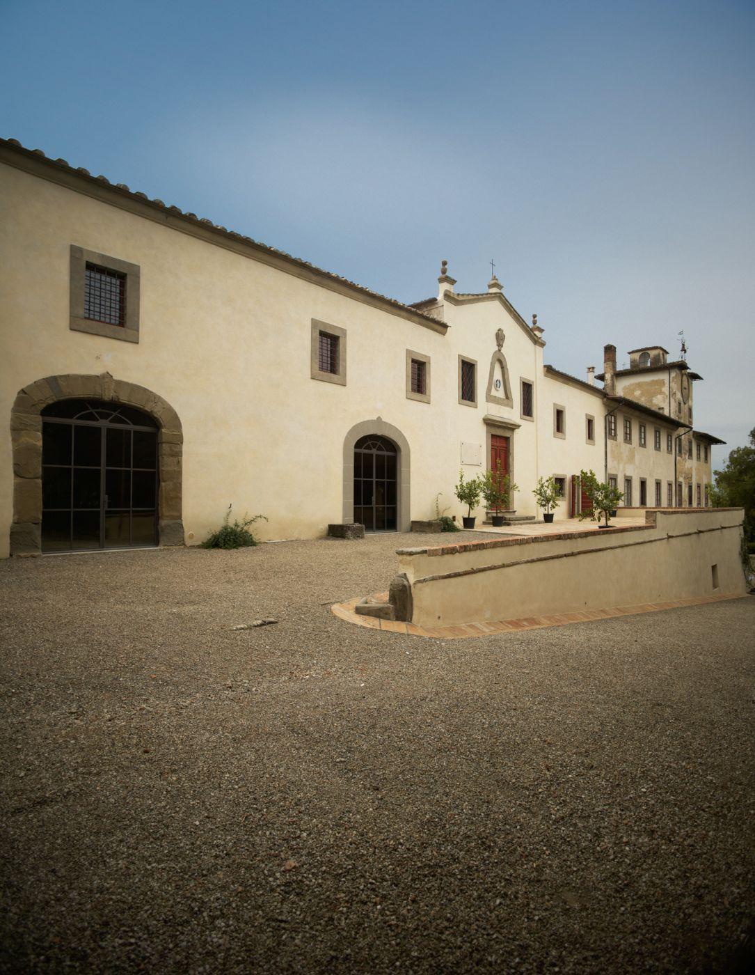Villa Pucci di Granaiolo - Les Journées Particulières