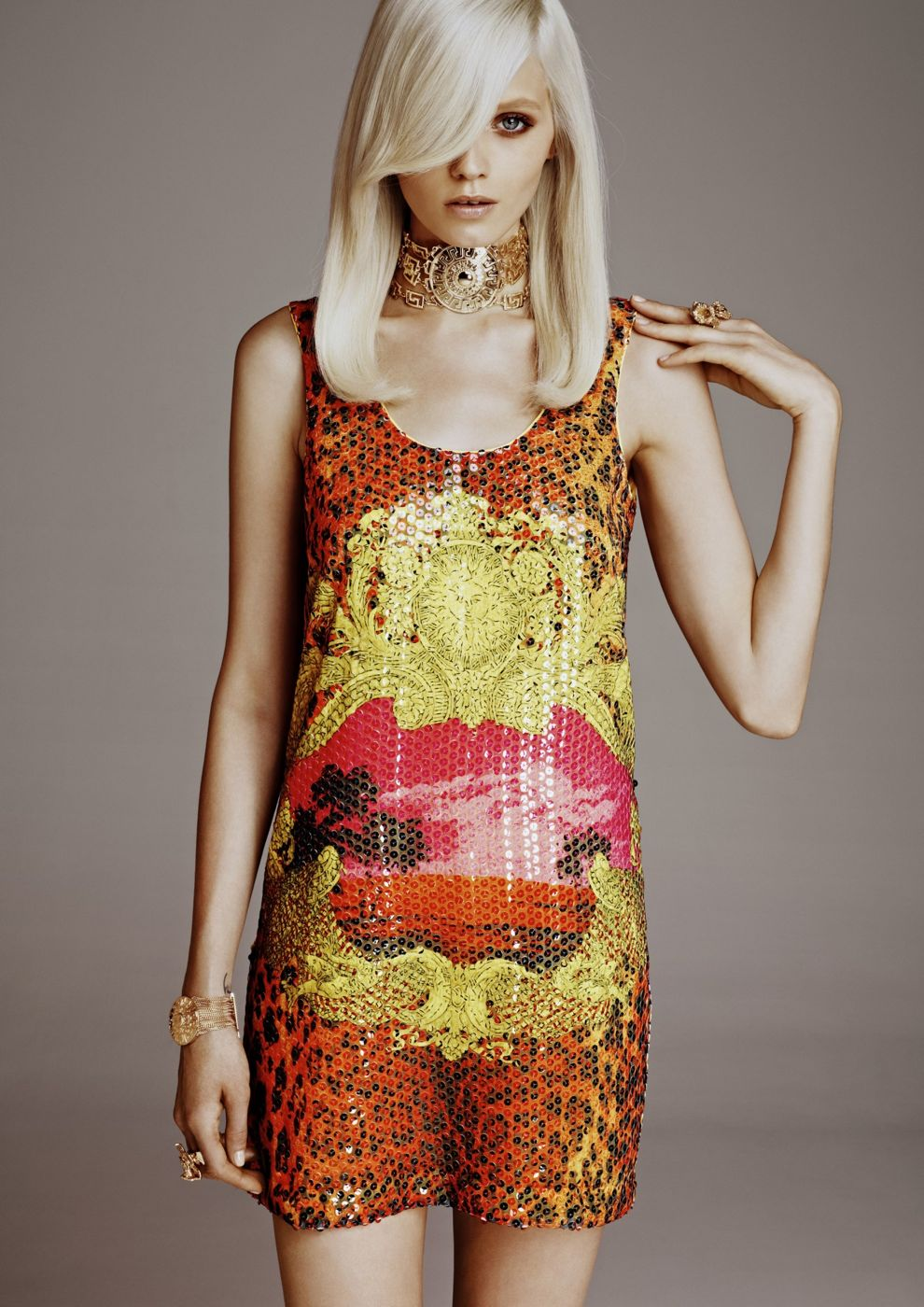 Woman collection Versace for H&M