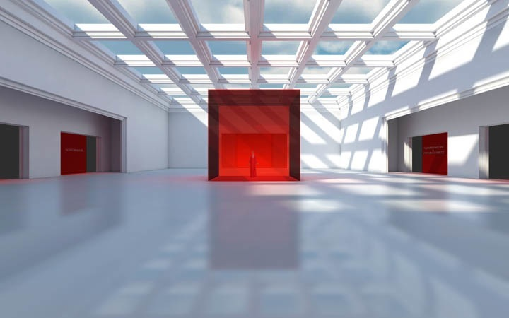 Valentino Garavani Virtual Museum Entrance