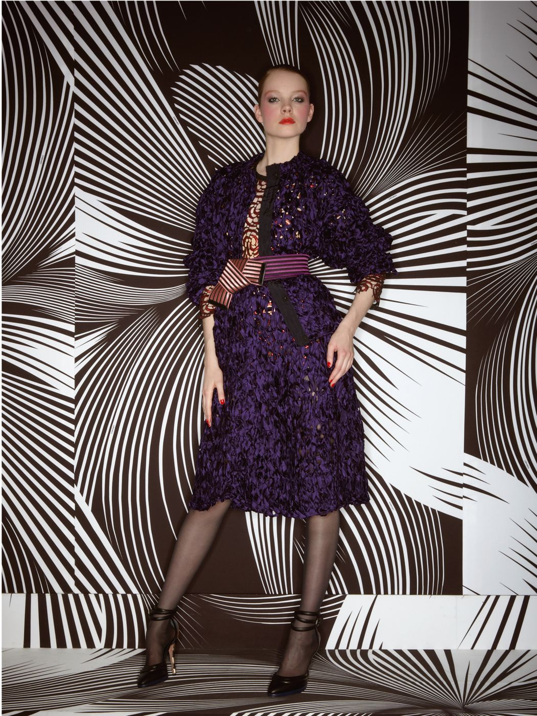 Vionnet Women collection Fall 2011-2012