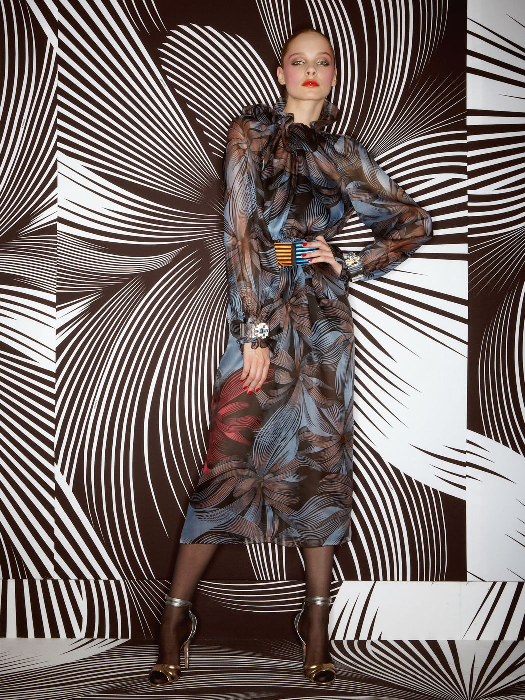 Vionnet collection Fall Winter 2011-2012
