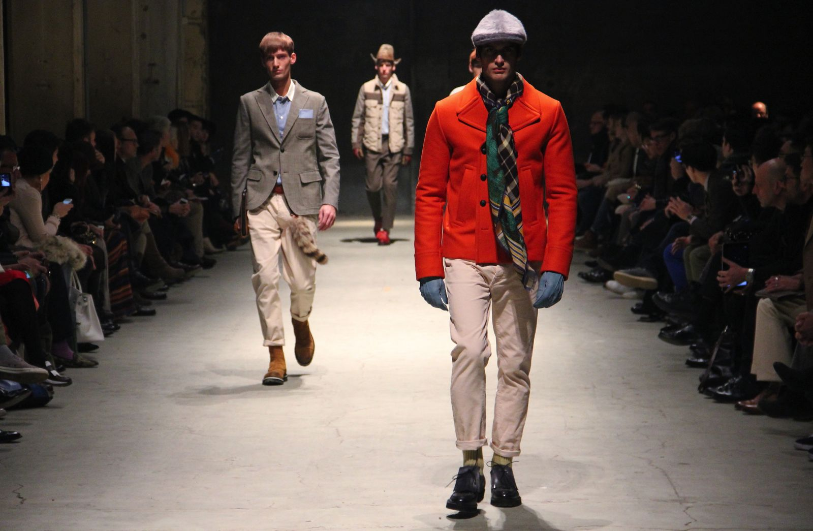 Andrea Pompilio Men Collection F/W 2012-13