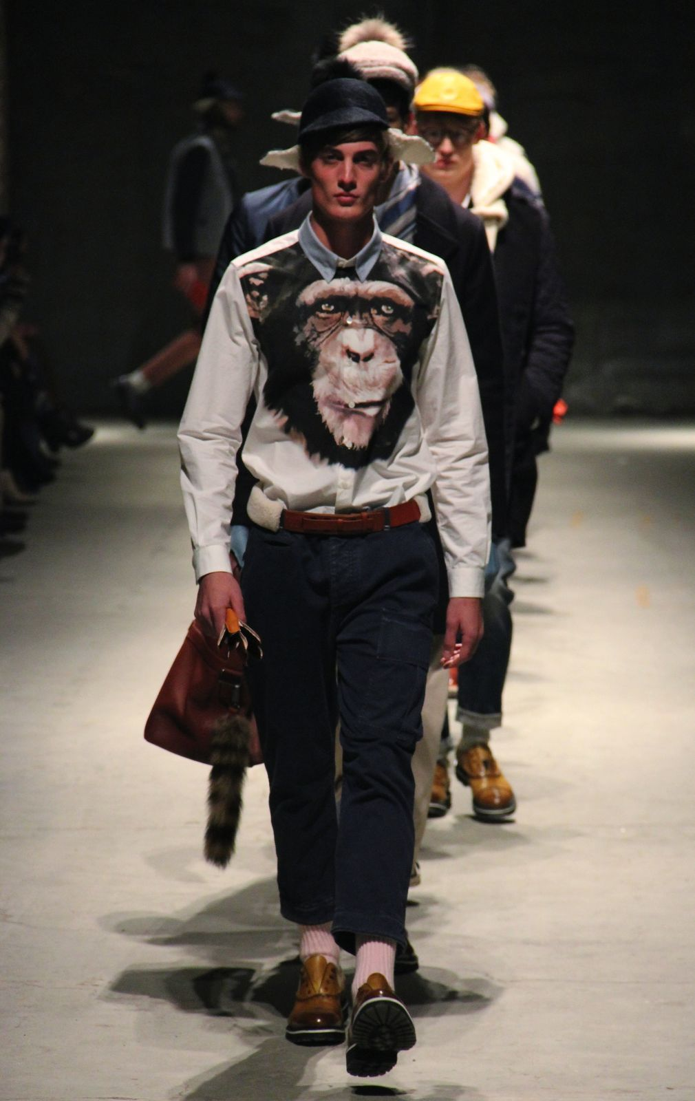 Andrea Pompilio Men's Collection F/W 2012-2013