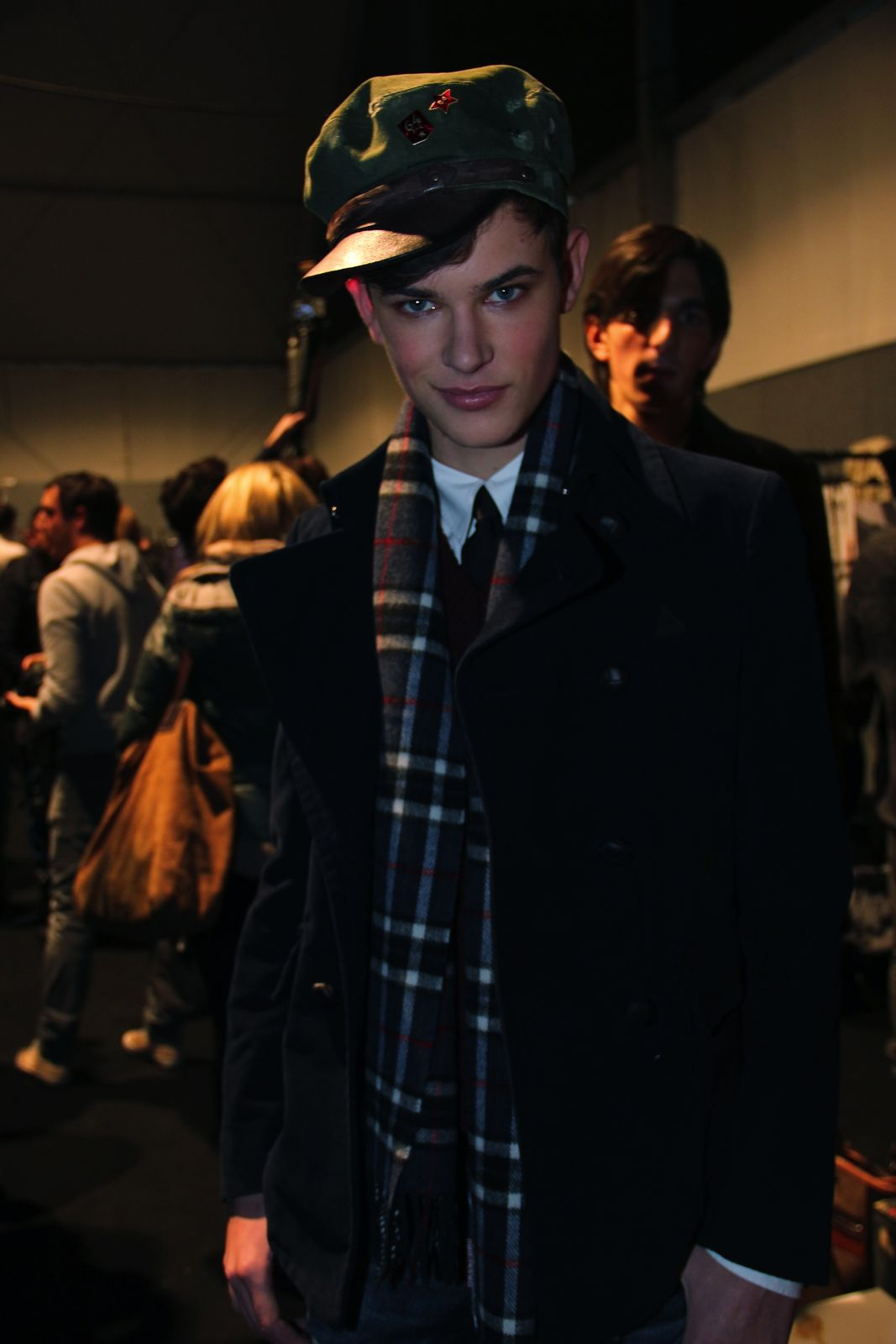 Backstage Dsquared2