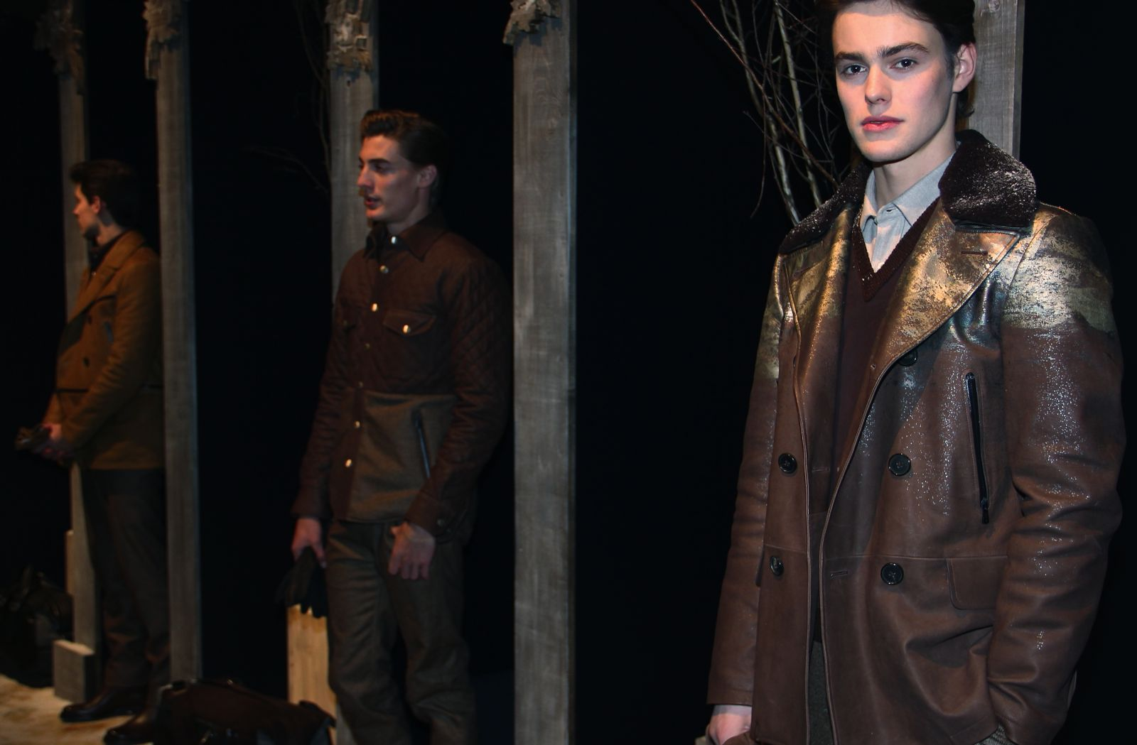 Bally Fall Winter 2012 Men