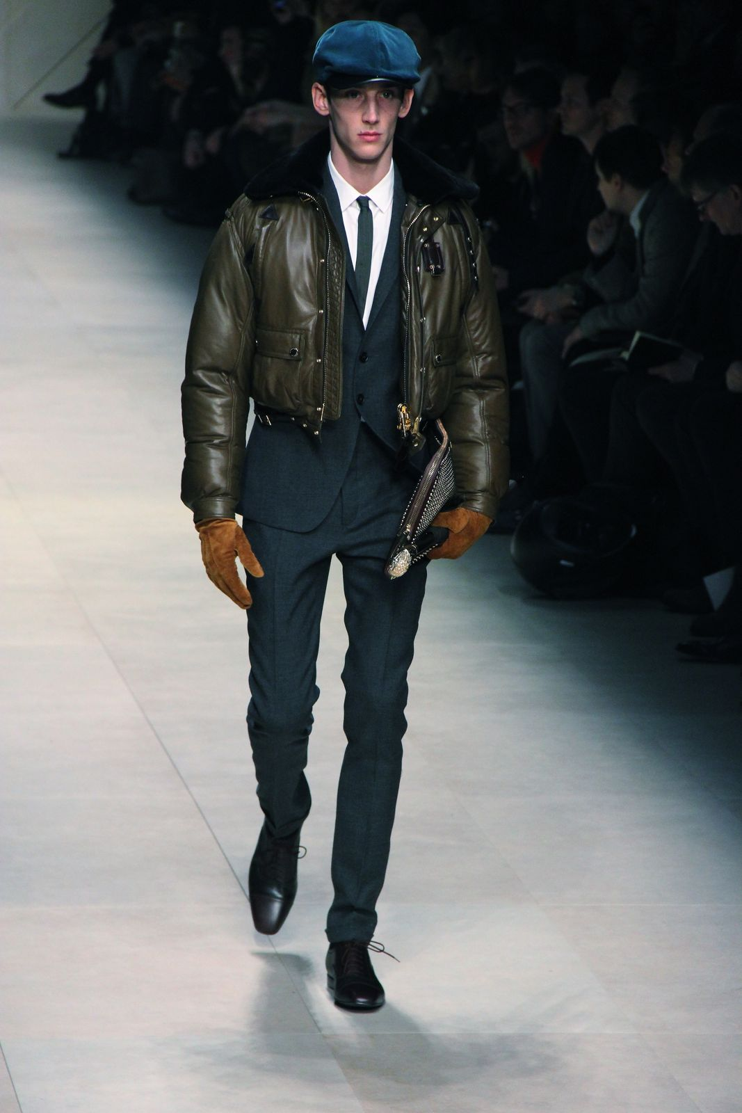Burberry Prorsum FW 2012 Milano Fashion Week