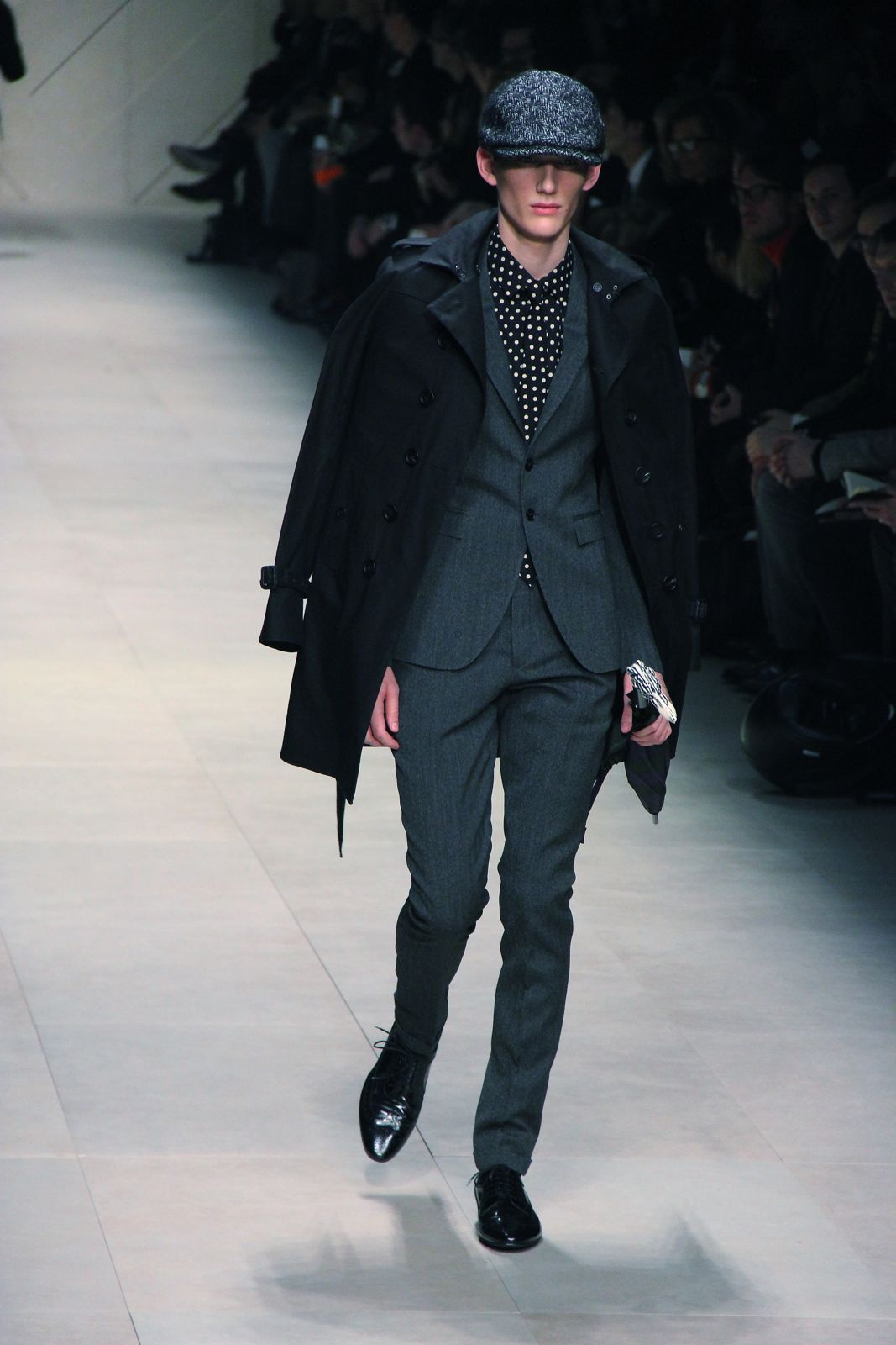 Burberry Prorsum Fall Winter 2012 Men's Collection Milano Fashion Week