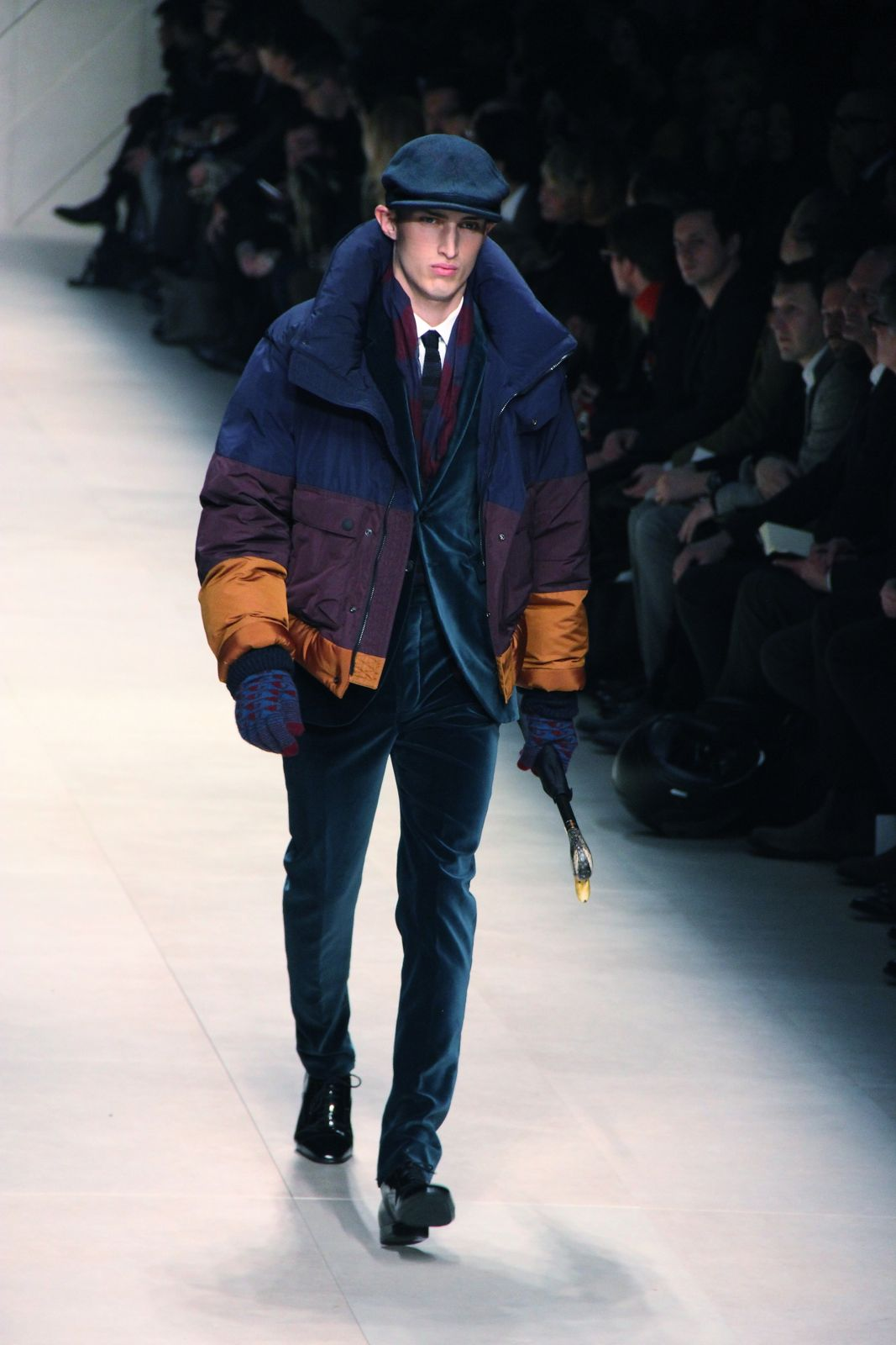 Burberry Prorsum Fall Winter 2012 Men's Collection