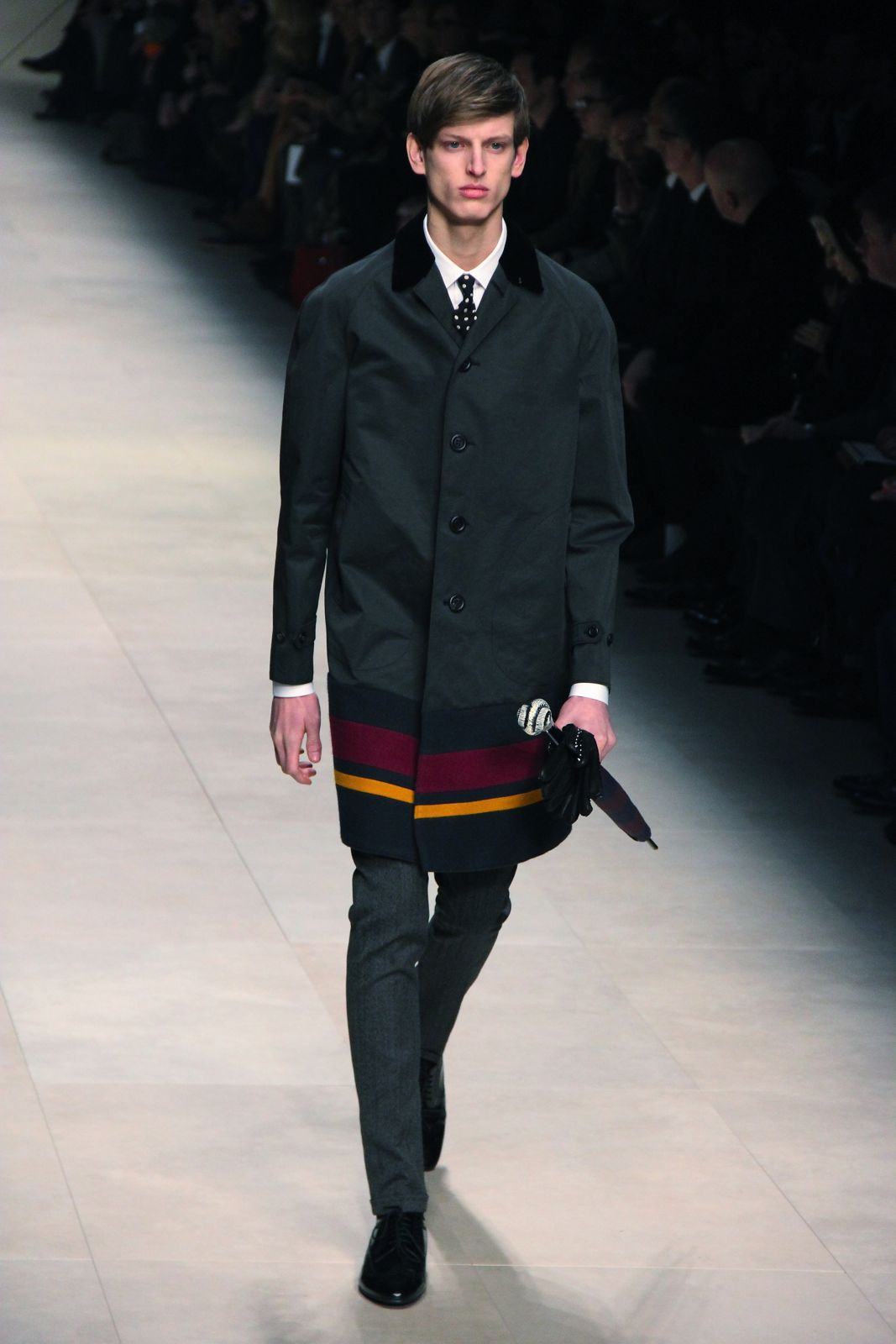 Burberry Prorsum Fall Winter 2012 Milano Fashion Week