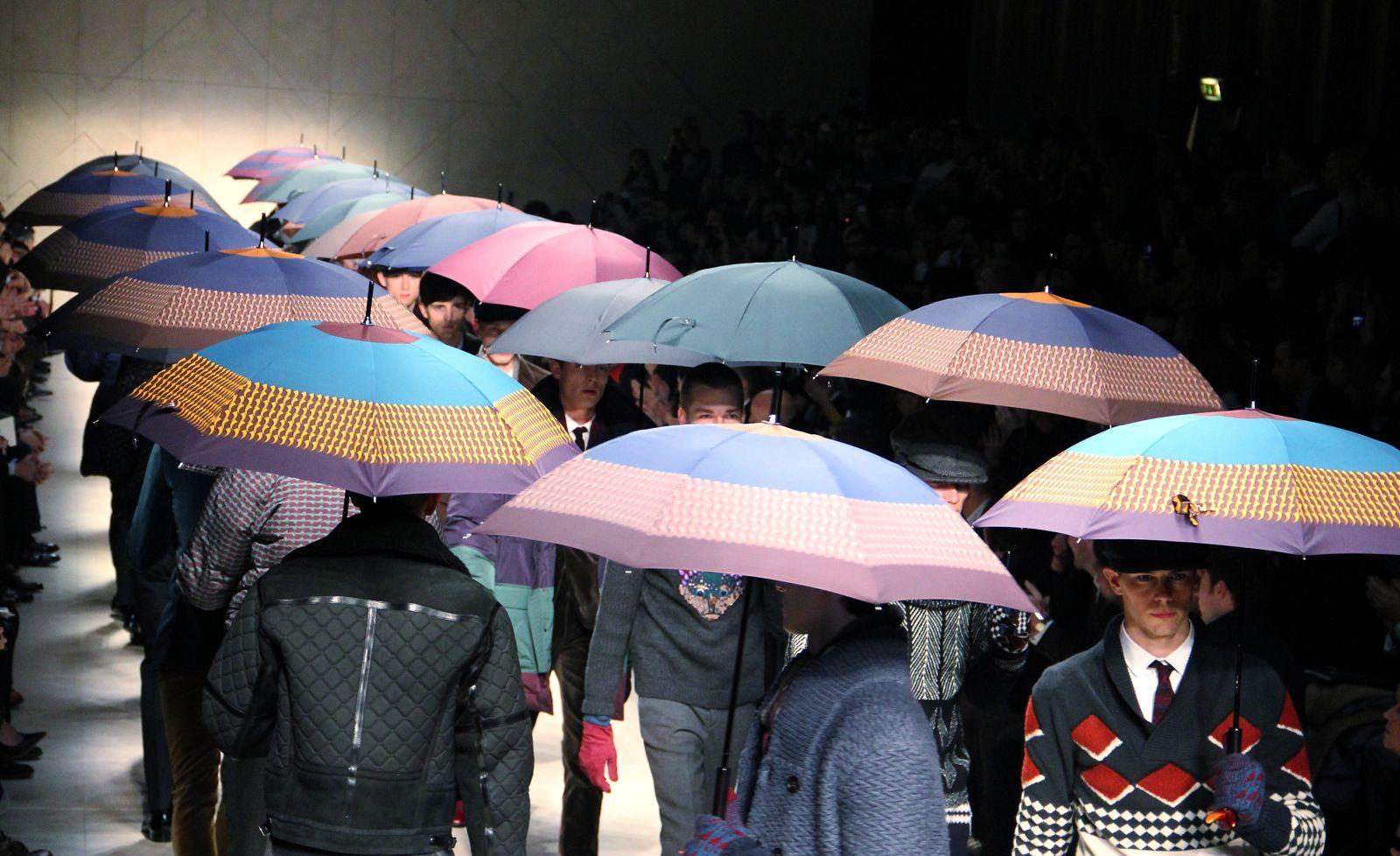 Burberry Prorsum Men Fashion Show