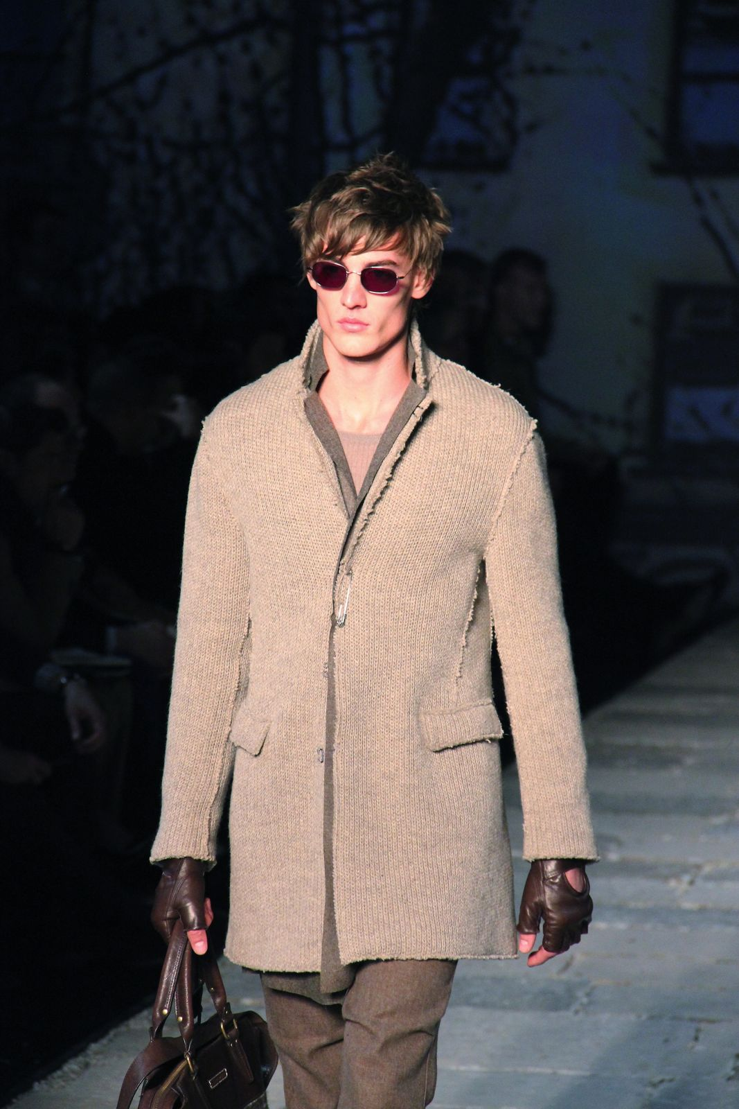 Catwalk John Varvatos Fall Winter 2012 Men Fashion Show