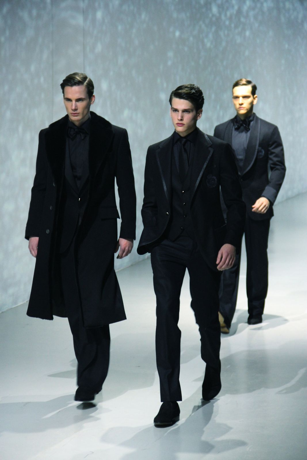 Corneliani Fall Winter 2012 Men Fashion Show