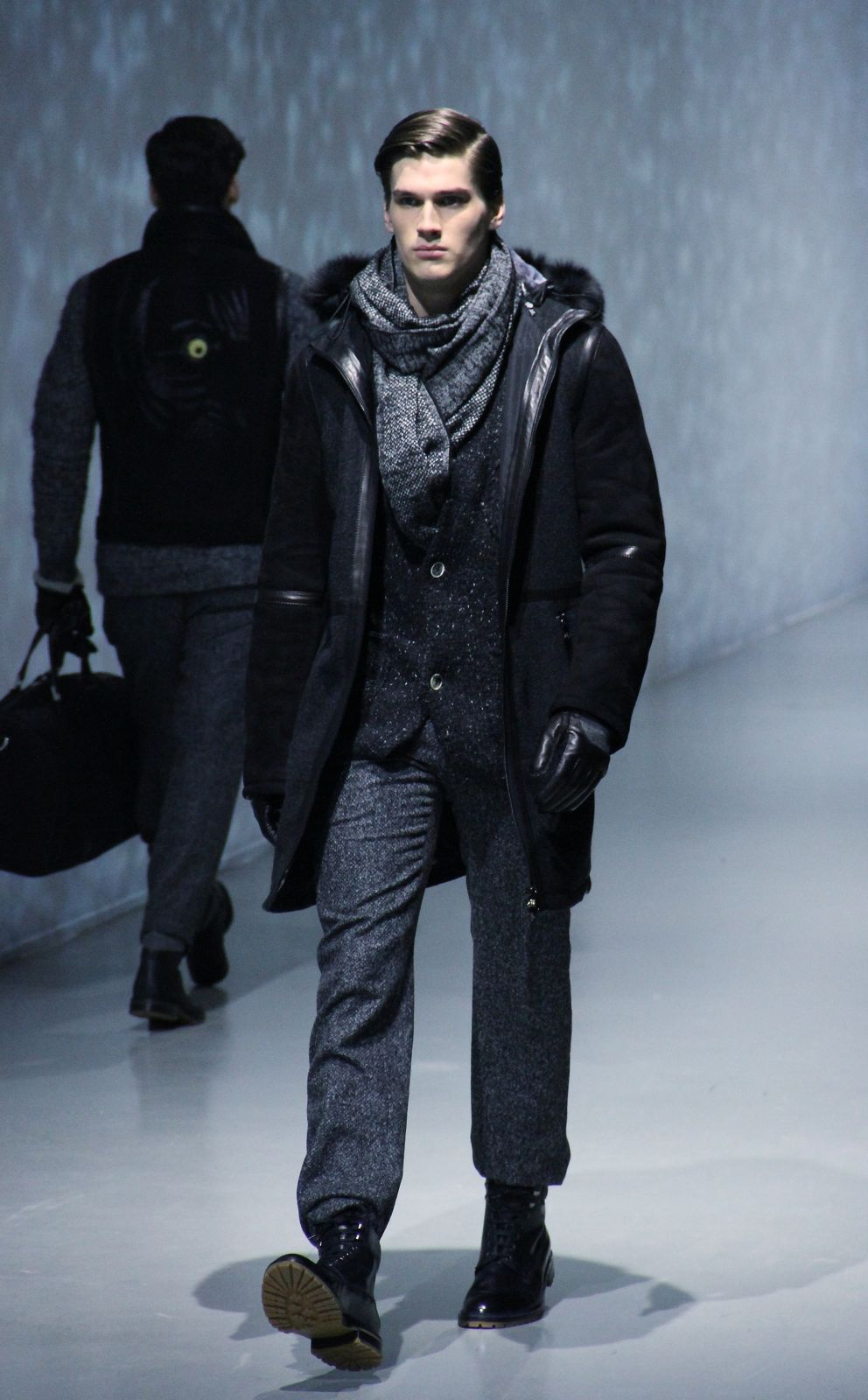 Corneliani Fall Winter 2012 Men Milano Fashion Week