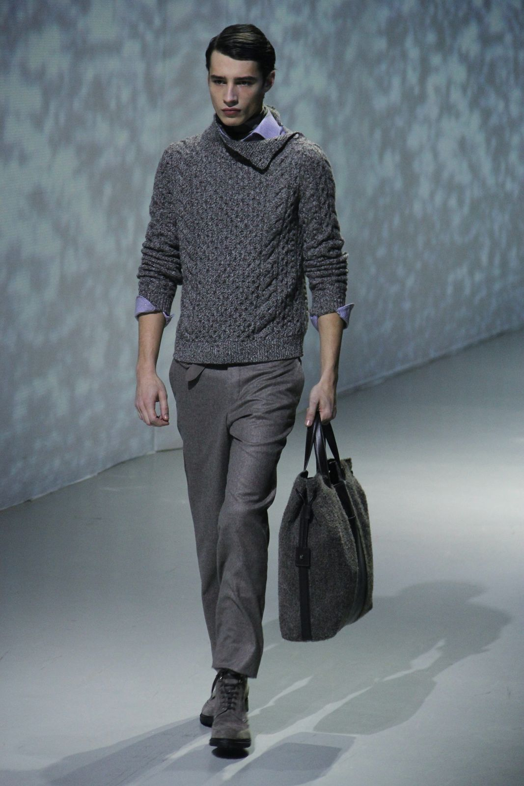Corneliani Fall Winter 2012 Men's Collection Milano Fashion Week