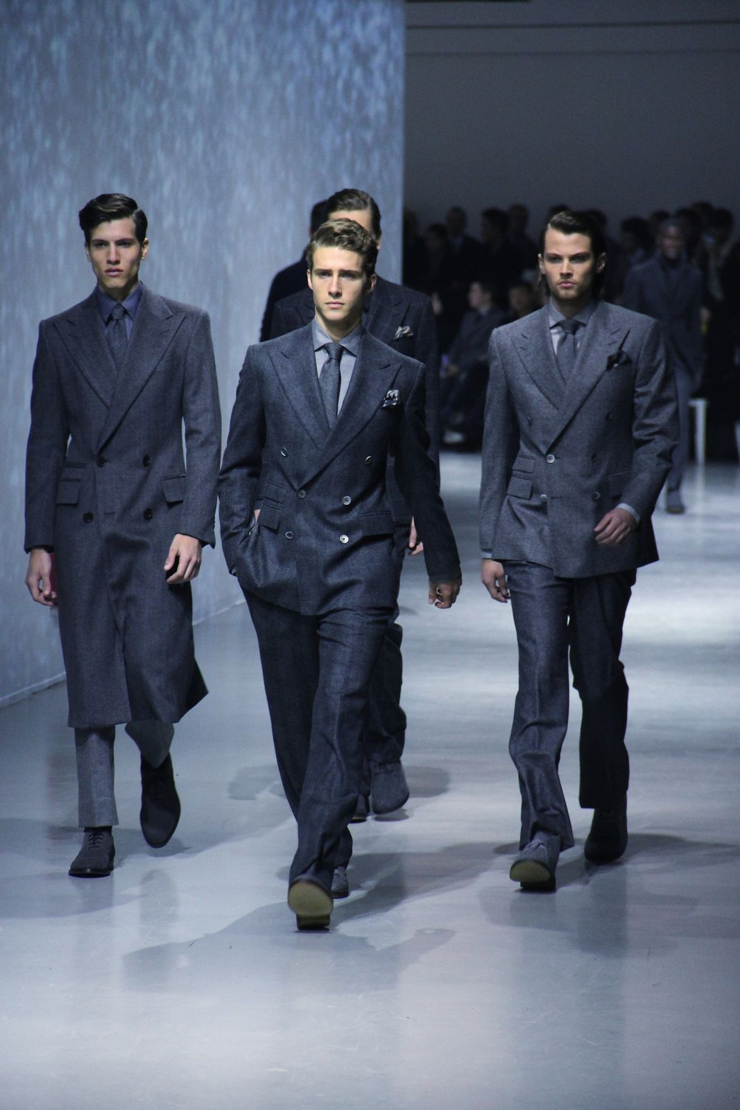 Corneliani Fall Winter 2012 Men's Collection