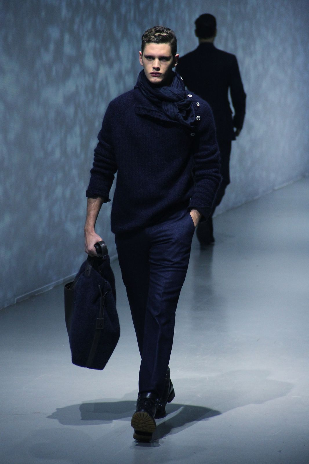 Corneliani Fall Winter 2012 Milano Fashion Week