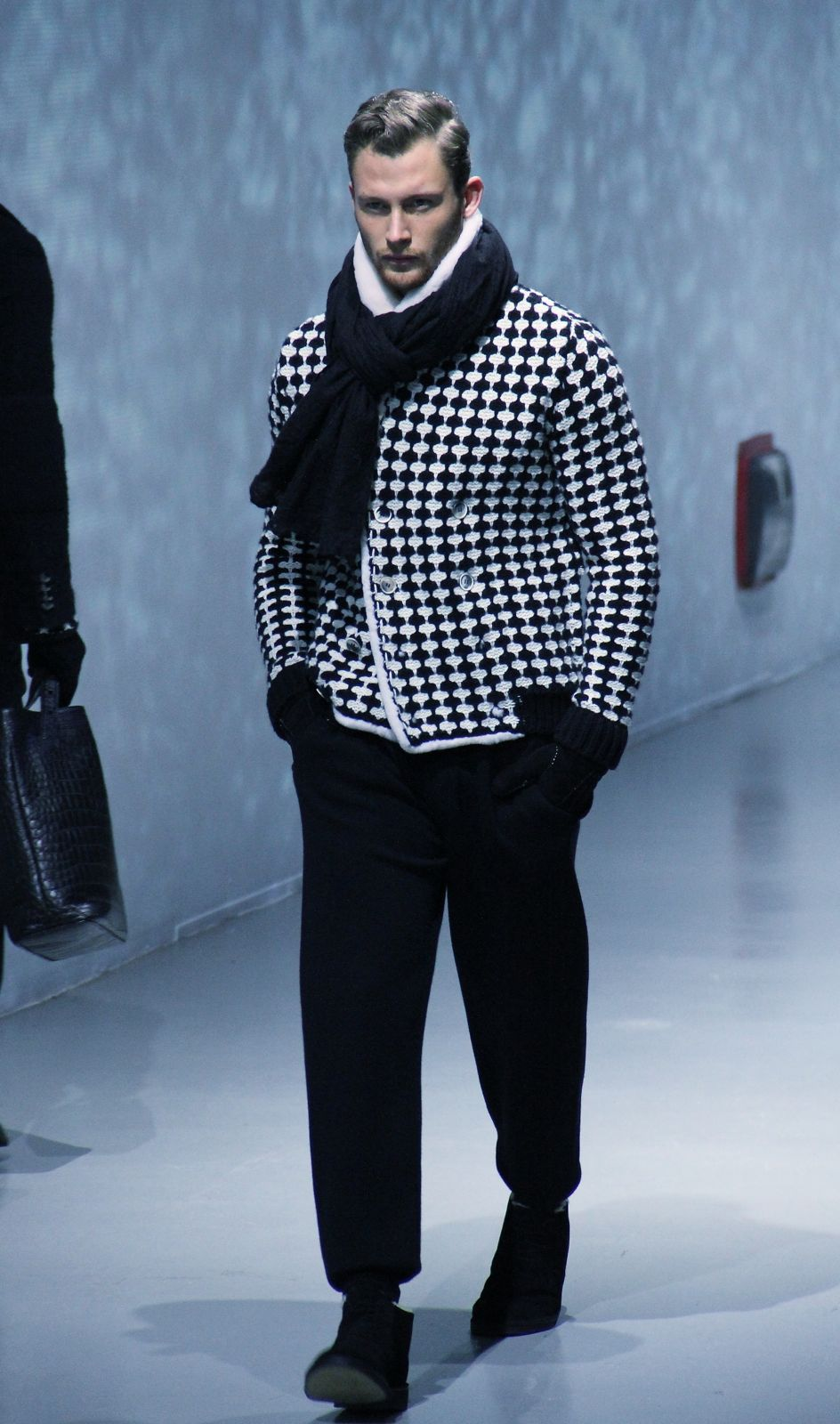 Corneliani Men's Collection Fall Winter 2012 Milano Fashion Week