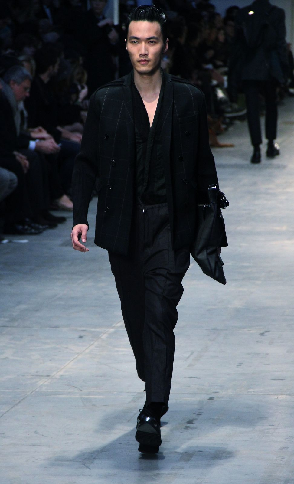 Costume National Homme Fall Winter 2012-13 Men Fashion Show