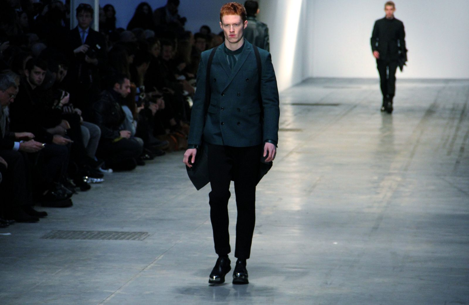 Costume National Homme Fall Winter 2012-13 Men Milano Fashion Week