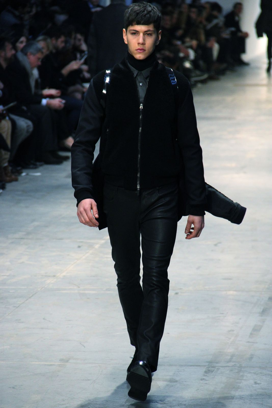 Costume National Homme Fall Winter 2012-2013 Men Milano Fashion Week