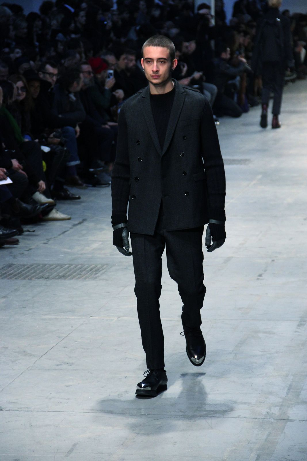 Costume National Homme Fall Winter 2012-2013 Milano Fashion Week